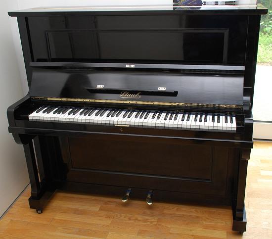 das staub klavier modell 130 gebraucht von goecke und farenholtz klaviere fl gel cembali berlin. Black Bedroom Furniture Sets. Home Design Ideas